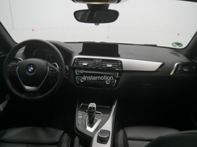 gebraucht BMW 220 i Coupe Aut. Sport Line Navi 318Euro Leasing