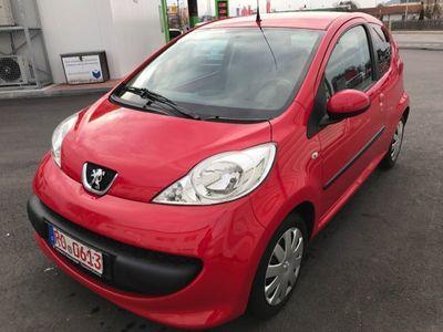 gebraucht Peugeot 107 Filou Mit Klimaanlage TÜV 7.2018