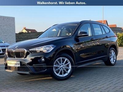 gebraucht BMW X1 sDrive18i Advantage 17-Zoll Alu Navi Klimaautom SHZ Temp PDC