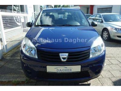 gebraucht Dacia Sandero 1.4 MPI 1. Hand