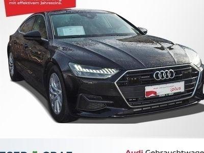 gebraucht Audi A7 Sportback 50 TDI qu. tiptr. LUFT+HD MATRIX+PANO