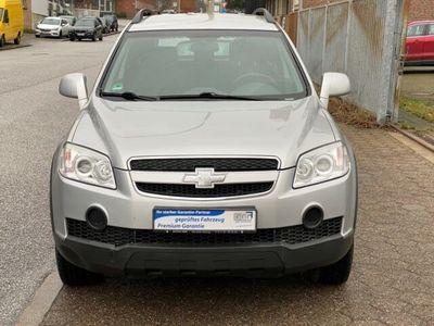 gebraucht Chevrolet Captiva 2.4 LS 2WD Zahnriemengewechselt Tüv10/21