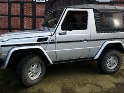 gebraucht Mercedes G230 GE CabrioW460 Cabrio 4x4 ohne Rost
