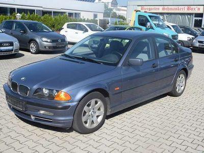 gebraucht BMW 320 d Lim. (E46) Klima,Pdc,Sitzheizung