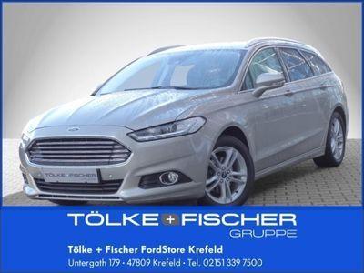 gebraucht Ford Mondeo Turnier Business Edition 2.0L 110KW TDCi