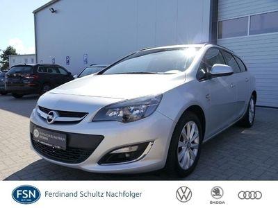 gebraucht Opel Astra Caravan 2.0 CDTI Active