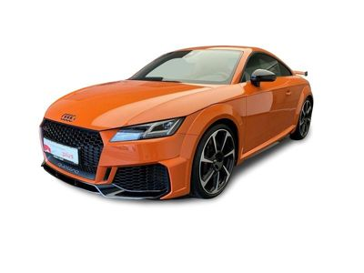 gebraucht Audi TT RS Coupe 2.5 TFSI qu. - SPORTABGAS - KAMERA