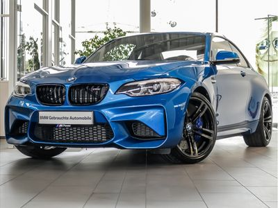 gebraucht BMW M2 Coupé // M DKG Memory H&K Speed Limit