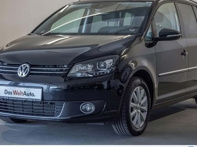 gebraucht VW Touran Highline 2.0 TDI DSG NAVI/XENON/REAR VIEW