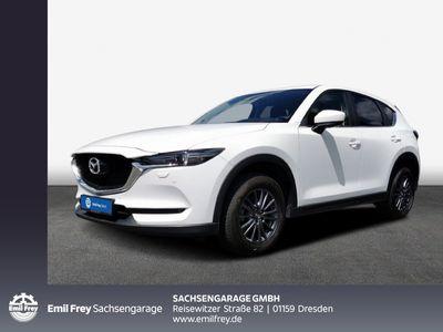 gebraucht Mazda CX-5 SKYACTIV-G 194 Aut. AWD Exclusive-Line Navi
