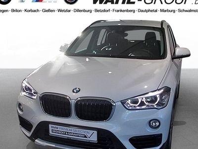 gebraucht BMW X1 sDrive18i Sport Line LED Tempomat Klimaaut.
