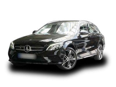 gebraucht Mercedes C300 de T Avantgarde+LED+Navi+PDC