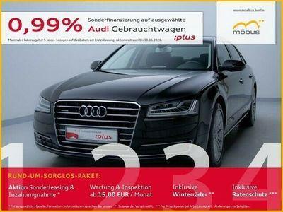 gebraucht Audi A8L Lang 3.0 TDI quattro 193 kW (262 PS) tiptronic