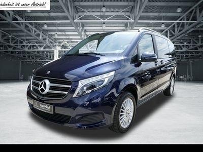 gebraucht Mercedes V250 d 4matic Editon Kompakt+COMAND+KAMERA+LED