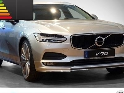 used Volvo V90 D5 AWD Geartronic MOMENTUM LEDER NAVIGATION 21 Zoll Design Paket LED Navi StandHZG
