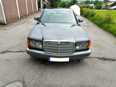 używany Mercedes 420 mit H -Zulassung