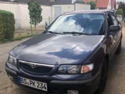 verkauft mazda 626 2.0 exclusive, gebraucht 1998, 104.000 km in