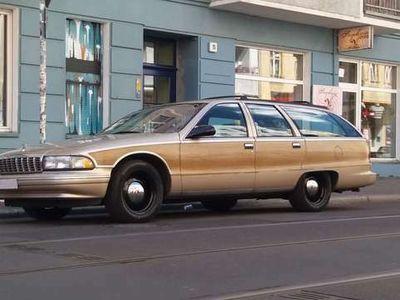 gebraucht Chevrolet Caprice 1996mit LT1 und orig. 7...