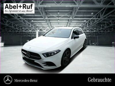 gebraucht Mercedes A180 AMG-Night Paket--