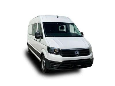 gebraucht VW Crafter Maxi Mixto 35 L4H3 4MO 6 Sitze NAVI