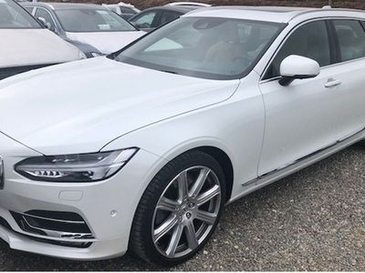 gebraucht Volvo V90 T6 AWD Geartronic Inscription LED Navi