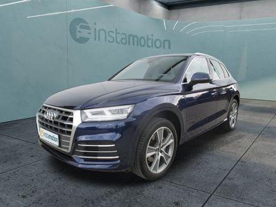 gebraucht Audi Q5 Q52.0 TFSI*3x S Line*Pano*Matrix*Ambiente*Virtu