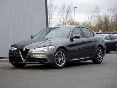 gebraucht Alfa Romeo Giulia 200 Aut. EDIZIONE *Leder*R-Cam*ACC*AHK*