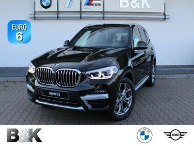 gebraucht BMW X3 xDrive20d ZA