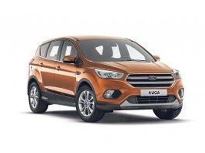 gebraucht Ford Kuga ST-LINE SPORT UTILITY C520 2017 1,5l EcoB 2x4 110kW 150PS 6-Gang-Manuell
