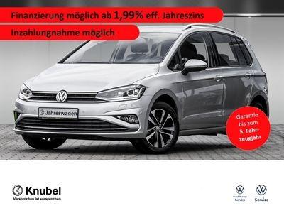 gebraucht VW Golf Sportsvan United 1.0 TSI Fahrerass. Navi LED RKamera