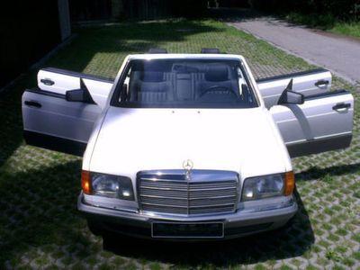 gebraucht Mercedes 380 SEL Vollcabrio