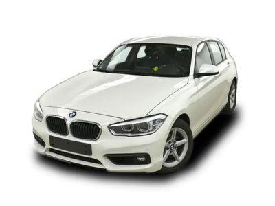gebraucht BMW 118 118 dA Advantage Euro6dTemp Navi LED SpeedInfo
