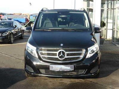 gebraucht Mercedes V250 d L 7G-Tr Avantgarde Navi+LED+EASY+7Sitze