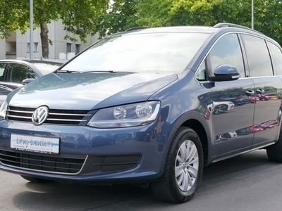 gebraucht VW Sharan Comfortline 1.4 TSI DSG 7 Sitze*ACC*SHZ*5J. Garant