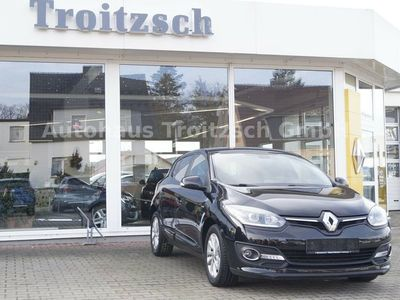 gebraucht Renault Mégane III Lim. 5-trg. Limited Deluxe