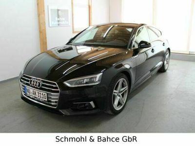 gebraucht Audi A5 Sportback 3.0 TDI quattro S Line Plus Matrix