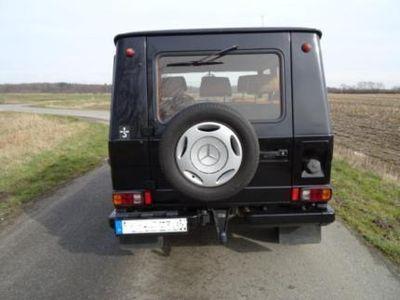 gebraucht Mercedes G230 GE H- Kennzeichen LPG