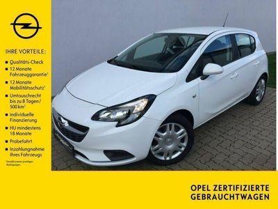 gebraucht Opel Corsa E 1.4 K5 *Klima*Bluetooth*CD*5T*