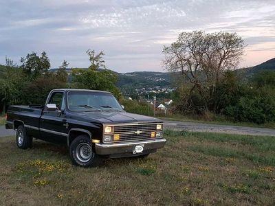 gebraucht Chevrolet Silverado als SUV/Geländewagen/Pickup in Ralingen