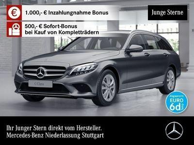 gebraucht Mercedes C200 T Avantgarde Distr. LED PTS Easy-Pack 9G