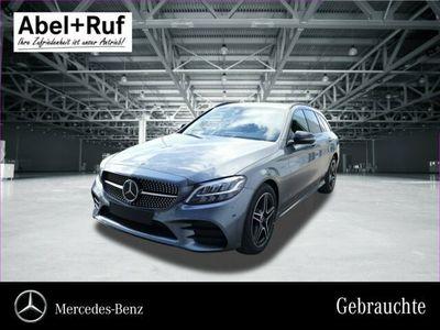 used Mercedes C300 - BENZd T - AMG - Night Paket - Distroníc - Rückfahrkame