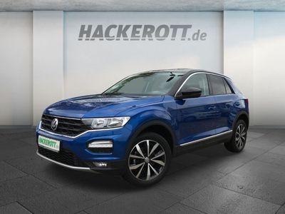 gebraucht VW T-Roc Style 1.5 TSI ACT Navi PDC v+h Klimaauto. SHZ