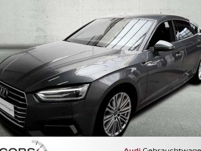 gebraucht Audi A5 Sportback Sport 45 2.0 TFSI Kamera,GRA,Xenon,Na