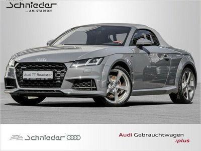 gebraucht Audi TT Roadster 45 TFSI quattro 180(245) kW(PS) S