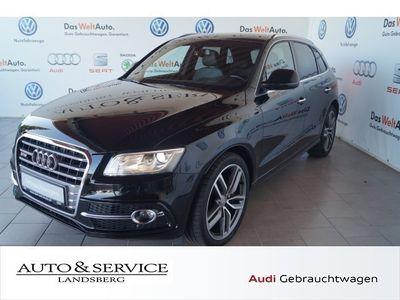 gebraucht Audi SQ5 3.0 TDI competition quattro tiptronic