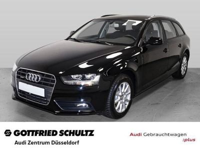 gebraucht Audi A4 2.0 TDI DPF quattro 6-Gang Attraction - Klim