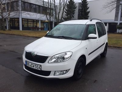 gebraucht Skoda Roomster Style Plus Edition