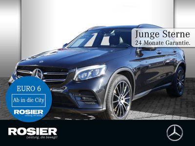 gebraucht Mercedes GLC250 d 4M AMG Line Distr Standhz Pano HUD Air
