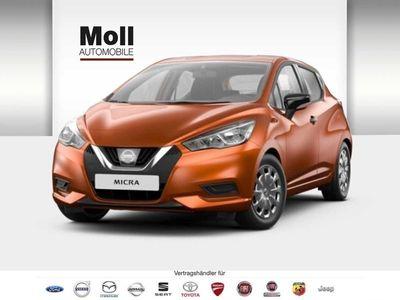gebraucht Nissan Micra 1.0 Visia Plus