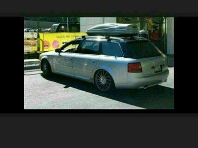 gebraucht Audi A6 4b Avant 2.5 TDI quattro Leder AHK... als Kombi in Augsburg